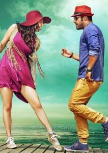 Kajal Agarwal, NTR in Temper Telugu Movie Stills