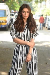 Tenali Ramakrishna BA BL Movie Heroine Hansika Interview Photos