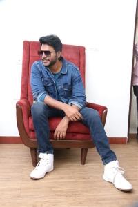 Tenali Ramakrishna BA BL Actor Sandeep Kishan Interview Pictures