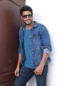 Tenali Ramakrishna BA BL Actor Sundeep Kishan Interview Pictures