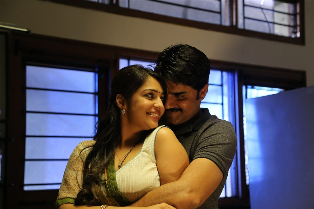 Nikitha, Srikanth In Terror Telugu Movie