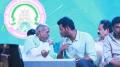 Ilaiyaraja, Vishal @ TFPC Ilayaraja75 Event Ticket Launch Stills