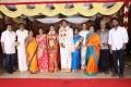 K.Bhagyaraj, Poornima, Shanthanu @ TG Thyagarajan son Sendhil Dhasha Wedding Photos