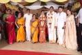 Sakthi Vasu @ TG Thyagarajan son Sendhil Dhasha Wedding Photos