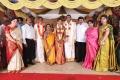 Prabhu, Punitha @ TG Thyagarajan son Sendhil Dhasha Wedding Photos