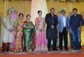 Shankar @ TG Thyagarajan son Senthil Dhasha Wedding Reception Stills