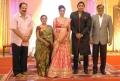 Suresh Krishna @ TG Thyagarajan son Senthil Dhasha Wedding Reception Stills