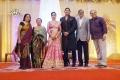 Mohan Raman @ TG Thyagarajan son Senthil Dhasha Wedding Reception Stills