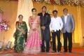 Cheran @ TG Thyagarajan son Senthil Dhasha Wedding Reception Stills