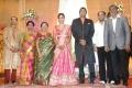 Vidyasagar @ TG Thyagarajan son Senthil Dhasha Wedding Reception Stills