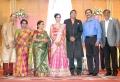 Anbumani Ramadoss @ TG Thyagarajan son Senthil Dhasha Wedding Reception Stills