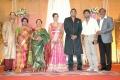 Arun Vijay @ TG Thyagarajan son Senthil Dhasha Wedding Reception Stills