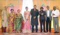 Vikraman @ TG Thyagarajan son Senthil Dhasha Wedding Reception Stills