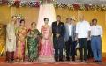 Sathyaraj @ TG Thyagarajan son Senthil Dhasha Wedding Reception Stills