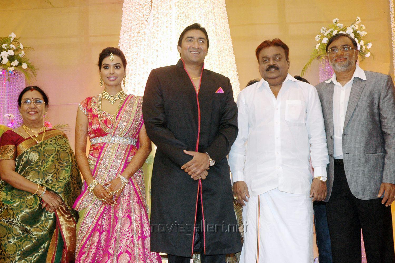 Pushpa kandaswamy daughter wedding