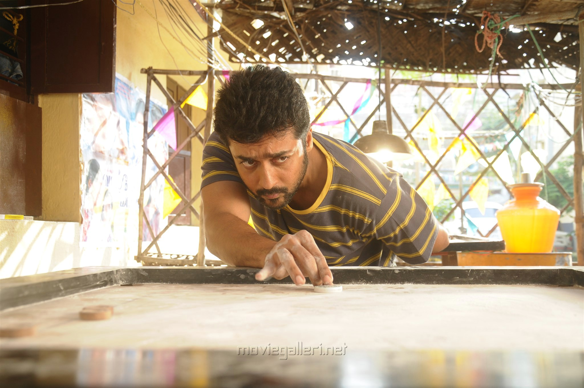 Thaana Serndha Koottam Movie Suriya HD Photos