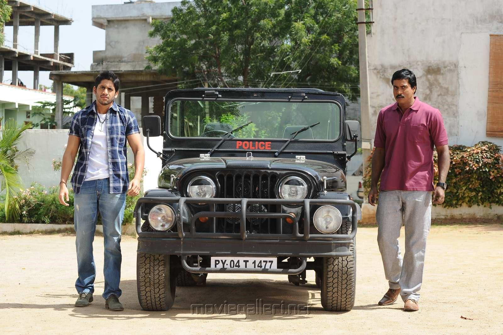 Naga Chaitanya, Sunil in Thadaka Movie Latest Stills