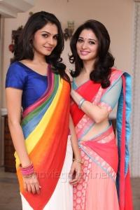 Andrea Jeremiah, Tamanna in Thadaka Telugu Movie Stills