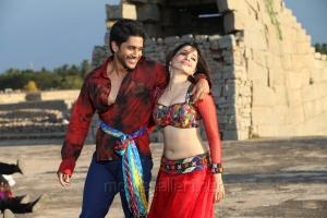 Naga Chaitanya, Tamanna in Thadaka Telugu Movie Stills