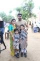 Aarthi Mohan, Arun Vijay @ Thadam Movie Shooting Begins Photos