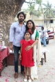 Producer Inder Kumar wife & Daughter @ Thadam Movie Shooting Begins Photos