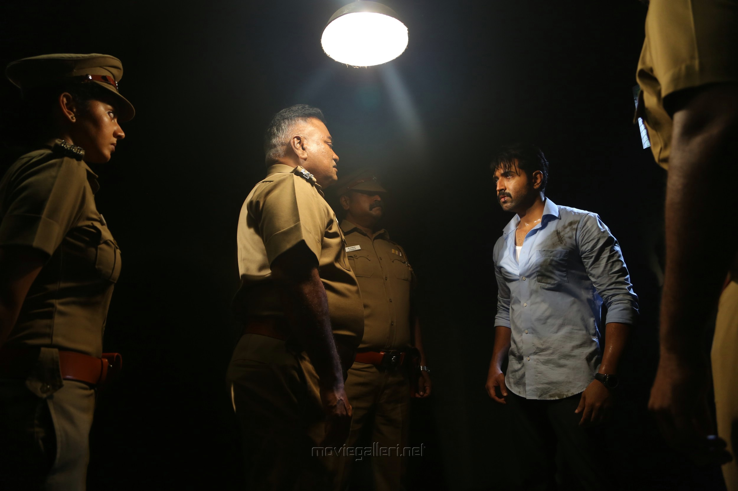 Vidya Pradeep, FEFSI Vijayan, Arun Vijay in Thadam Movie Stills HD