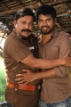 Thambi Ramaiah, Pa.Vijay in Thagadu Thagadu Tamil Movie Stills