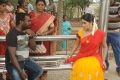 Ganesh Vinayak, Poorna @ Thagararu Movie Shooting Spot Stills