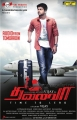 Actor Vijay in Thalaivaa Audio Release Posters