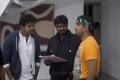 Vijay, AL Vijay, Santhanam at Thalaivaa Movie Working Stills