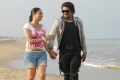 Nikesha Patel, Baskaran in Thalaivan Movie Stills
