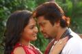 Nikesha Patel, Bas in Thalaivan Movie Stills