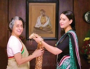 Flora Jacob, Kangana Ranaut in Thalaivi Movie Images HD