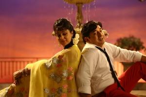 Kangana Ranaut, Arvind Swamy in Thalaivi Movie Images HD