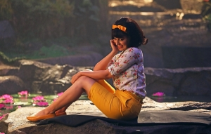 Thalaivi Movie Heroine Kangana Ranaut Images HD