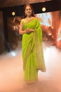 Actress Kangana Ranaut @ Thalaivi Movie Pre Release Event Photos