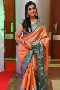Anchor Shyamala @ Thalaivi Movie Pre Release Event Photos