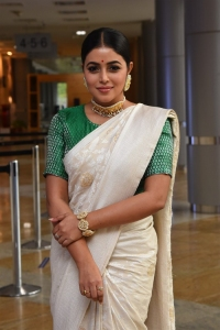 Actress Poorna @ Thalaivi Movie Pre Release Event Photos