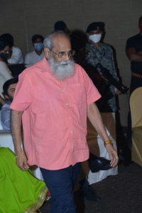 KV Vijayendra Prasad @ Thalaivi Movie Pre Release Event Photos