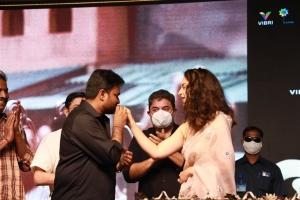 AL Vijay, Kangana Ranaut @ Thalaivi Trailer Launch Stills