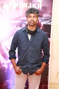 Madhan Karky @ Thalaivi Trailer Launch Stills