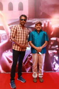 Samuthirakani, Thambi Ramaiah @ Thalaivi Trailer Launch Stills