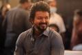 Actor Vijay @ Thalapathy 65 Movie Poojai Stills