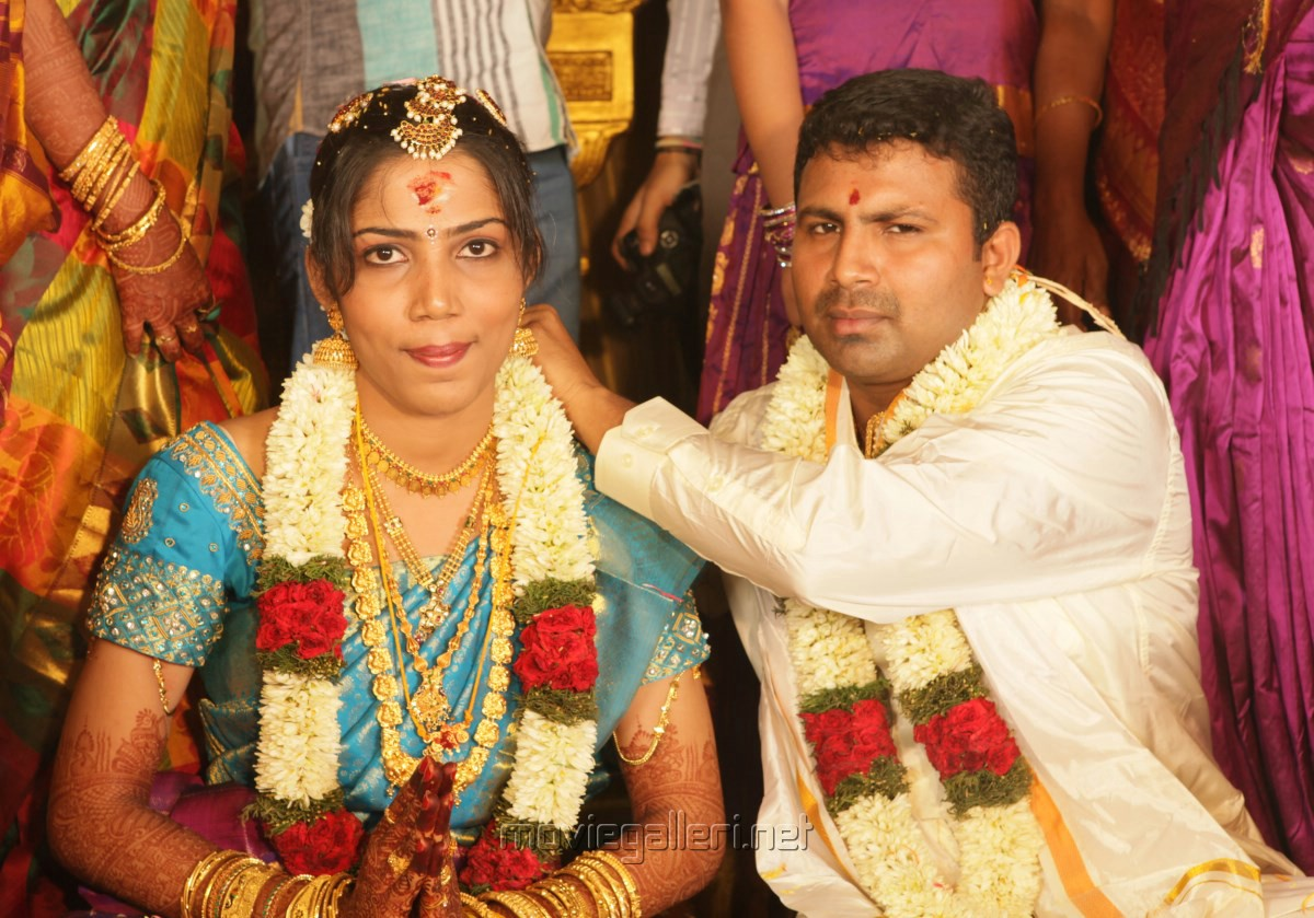 Thambi Ramaiah Daughter Viveka Rahulji Wedding Stills