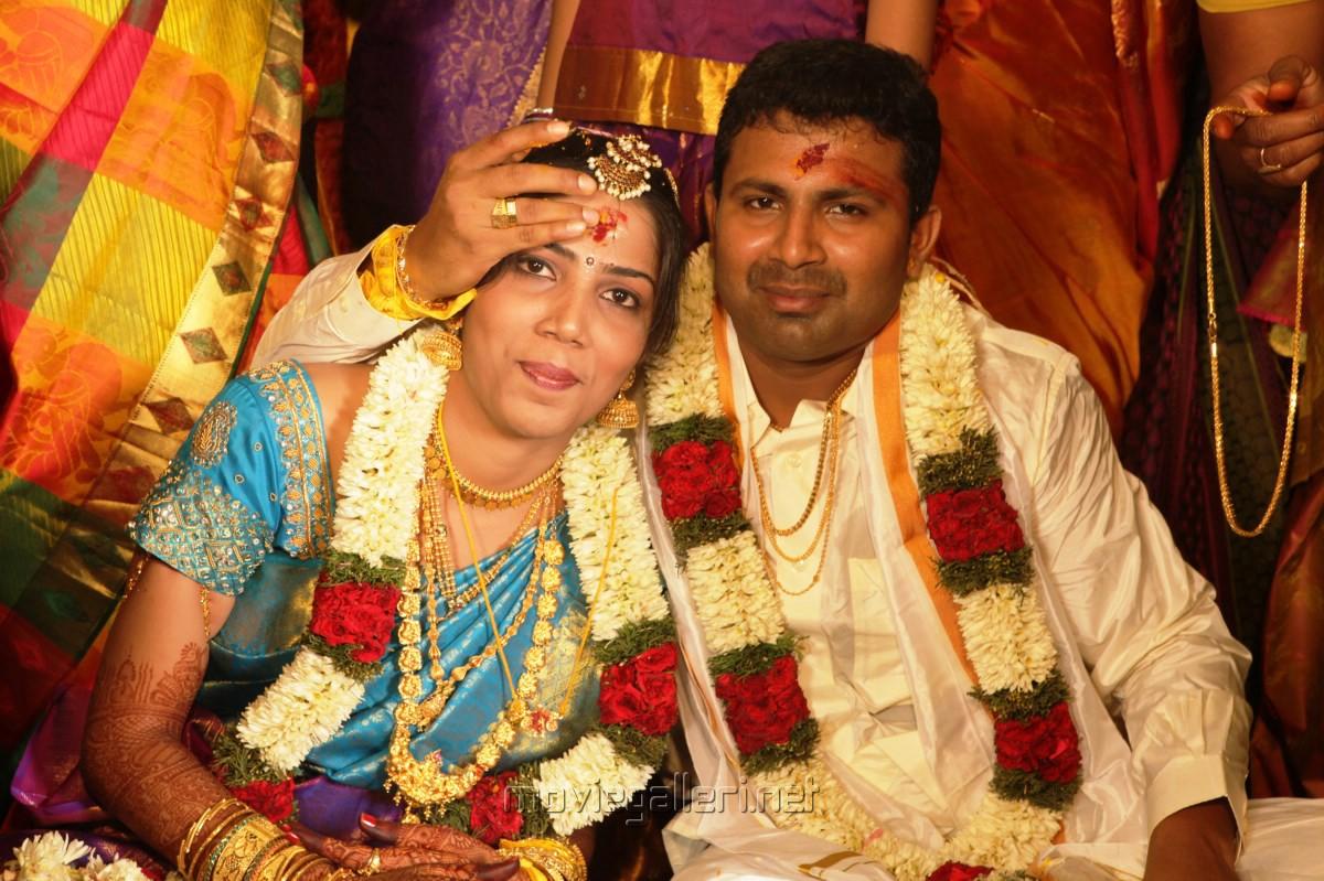Thambi Ramaiah's Daughter Viveka & Rahulji Marriage Photos