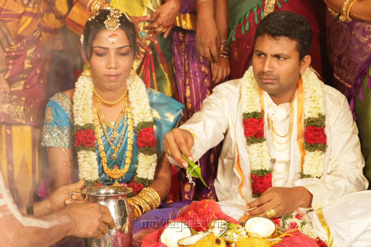 Thambi Ramaiah Daughter Viveka Rahulji Wedding Photos
