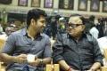 Vijay Antony, Radha Ravi @ Thamilarasan Movie Audio Launch Stills