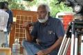 Director K Mahendran @ Thandagan Movie Working Stills HD