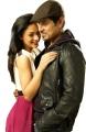 Amy Jackson with Vikram in Thandavam Movie Pics