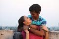Amy Jackson, Dhanush in Thanga Magan Movie Latest Images